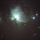 M42 - Orion nebula,                                Michael Laferriere