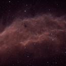 The California Nebula  NGC 1499,                                Aaron Hakala