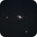A Family Picture, M81 and M82 and friends!,                                Andrew Santangelo