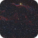 NGC6960 Western Veil Nebula Reprocessed,                                msmythers