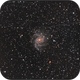 NGC 6946 Fireworks Galaxy,                                Damien ROLLET