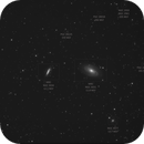 M81-M82 High Resolution, Wide Field,                                Steven Bellavia
