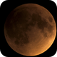 Moon at Eclipse 2015 3D relief: Baseline 200 km,                                Wanni