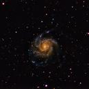 M101-The Pinwheel Galaxy,                                gibran85