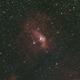 NGC 7635/Bubble Nebula,                                LV426
