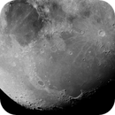 First light on Moon with my new Skywatcher MAK 180,                                Tsepo