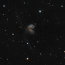 NGC 4038 - 4039,                                GALASSIA 60