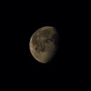 Morning waning Moon-colour-Canon 250 mm-crop,                                Adel Kildeev