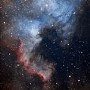 NGC7000,                                Bae JungHoon