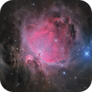 M42 and M43 in a 6 panel mosaic,                    Andrew Lockwood