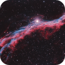 Caldwell 34 - The Witch's Broom Nebula (HOO palette),                    Mr_42tr0nomy