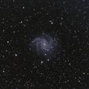 The Fireworks Galaxy, NGC6946,                                Steven Bellavia