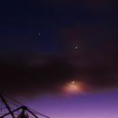 Jupiter/Venus/Moon/Cluster Conjunction,                                Ryan Shaw