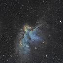 NGC 7380, Nébuleuse du Sorcier. HASHO,                                manudu74