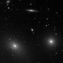 M84, M86, NGC4387, NGC4388, NGC4413, NGC4407, IC3303, IC3279,                                L_Shaffer