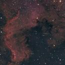NGC7000 - July 2015,                                yock1960