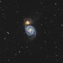 The Whirlpool Galaxy M51,                                Chris (@astro_addiction)
