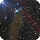 Dust to dust: B175, vdB 152, HH 450, and a supernova remnant,                                Jonathan Piques