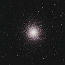 M13 Great Globular Cluster in Hercules,                                Walter Torres