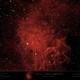Sh2-229 - IC 405 - Caldwell 31 - Flaming Star Nebula,                                  Uwe Deutermann