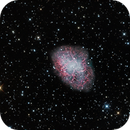 M 1 - Crab Nebula,                                Peter Lipscomb