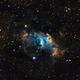 NGC-7635 & Company,                                Iñigo Gamarra