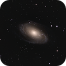 M81 Bode's Galaxy and M82 Cigar Galaxy,                                Walter Torres