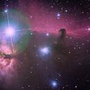 The Horsehead Nebula and Zeta Orionis Region,                                Marc Silva