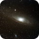 Andromeda Galaxy - Messier 31 (M31),                                Killie