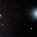 NGC 3226+3227 - Gamma1 Leonis - Reflex,                                Lothar Dorsch