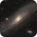 M31 - The Andromeda Galaxy,                    Jason Guenzel