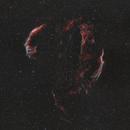 Veil Nebula - RGB + HaOIII - 9 Panel Mosaic - 11K x 11K,                                Roberto Botero