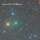 Comet C/2017 T2 Panstarrs Animation,                                Eric Coles (coles44)