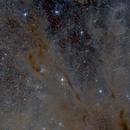 Part of Taurus Molecular Cloud (TMC), reprocess,                                Björn Hoffmann