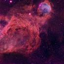 NGC3324,                                Martin Williams