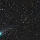 Comet Lovejoy: 20 March 2015,                                Jan Curtis