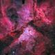 NGC 3372 - The Carina Nebula - Deep Sky West Remote Observatory,                                Deep Sky West (Ll...