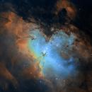 Pillars of Creation in M16,                                Lancelot365
