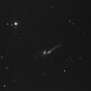 Arp 242 - Mice Galaxies  (NGC 4676 A / B),                                Łukasz Sujka
