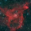 Heart Nebula HaRGB,                                David Johnson