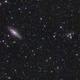 NGC 7331 and Stephen's quintet,                                Boyan Kassabov