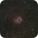 Rosette Nebula,                                Brian Sweeney