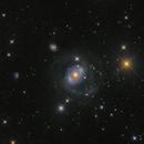NGC 4151,                                Toshiya Arai