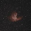 NGC281,                                Azaghal