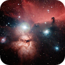 Horsehead and Flame Nebula,                                WAskywatcher