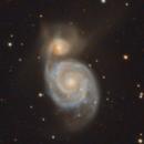M51 Whirlpool,                                Michael Finan