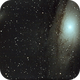 Andromeda Galaxy (M31),                                Mark Bowles