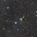Ghost nebula SH2-136 - LDN 1177 - VDB 141,                                rémi delalande