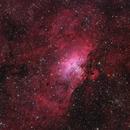 M16 Eagle Nebula wide field,                                tommy_nawratil