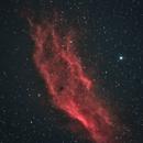 NGC 1499 California Nebula H-aRGB,                                RikMM83